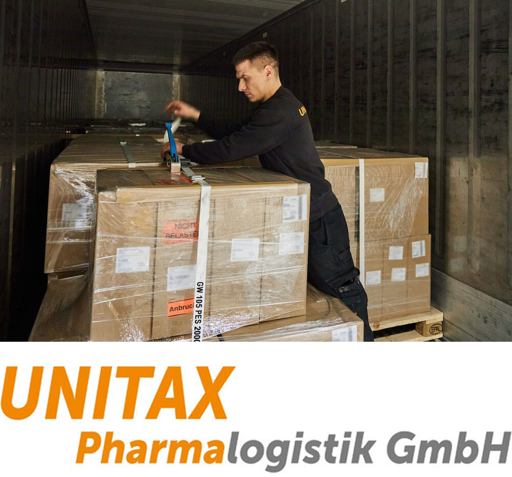 Unitax Pharma Logistik
