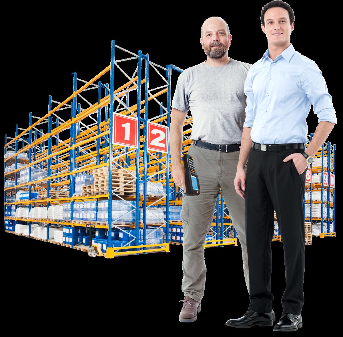 M3 Logisticware® - Software für Lagerhalter