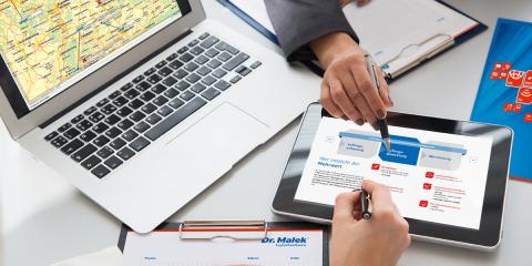 Dr. Malek Software - Kostenlose Beratung & Analyse, Schulungen, Softwarewartungen- und Updates